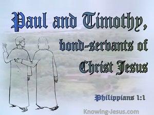 Philippians 1:1