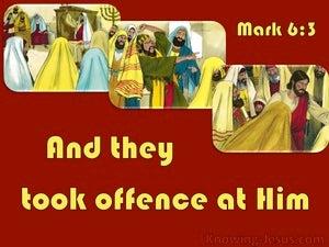 Mark 6:3