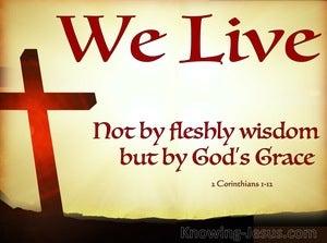 2 Corinthians 1:12