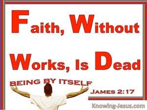 James 2:17