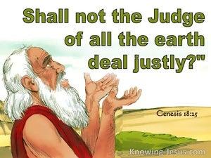Genesis 18:25