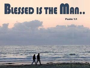 Psalm 1:1