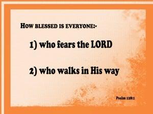 Psalm 128:1