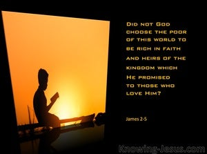 James 2:5