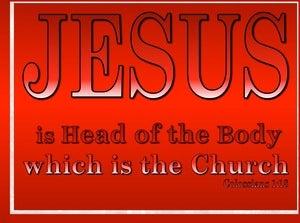 Colossians 1:18