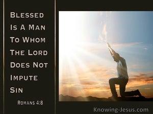 Romans 4:8