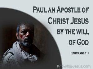 Ephesians 1:1