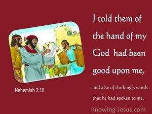 Nehemiah 2:18