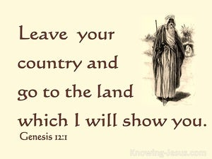 Genesis 12:1