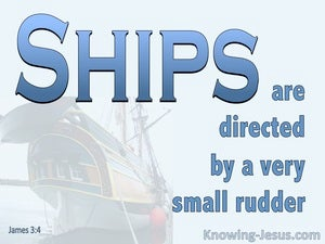James 3:4