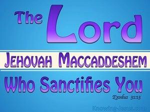 Exodus 31:13