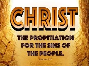 Hebrews 2:17