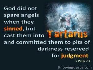 2 Peter 2:4