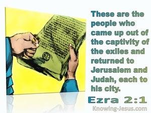 Ezra 2:1