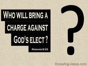 Romans 8:33