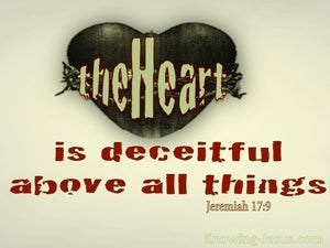 Jeremiah 17:9