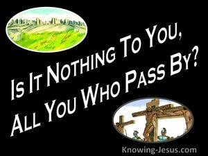 Lamentations 1:12