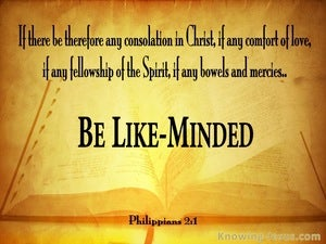 Philippians 2:1