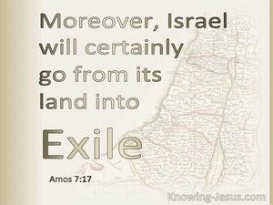 Amos 7:17