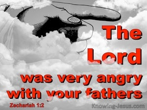 Zechariah 1:2