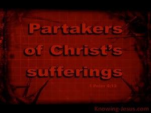 1 Peter 4:13