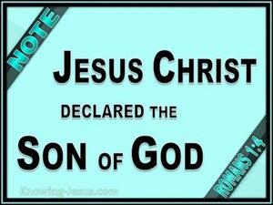 Romans 1:4