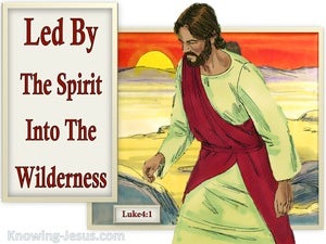 Luke 4:1
