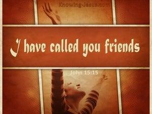 John 15:15