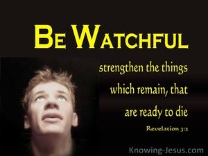 Revelation 3:2