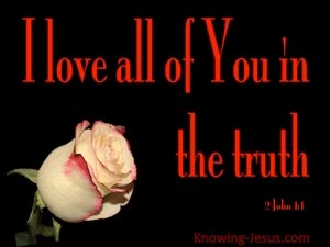 2 John 1:1