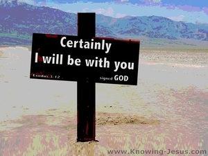 Exodus 3:12