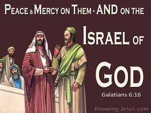 Galatians 6:16