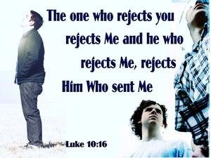 Luke 10:16