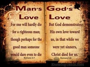 Romans 5:7