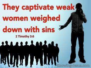 2 Timothy 3:6