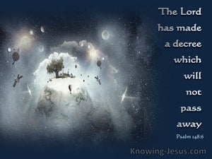 Psalm 148:6