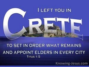Titus 1:5
