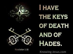 Revelation 1:18