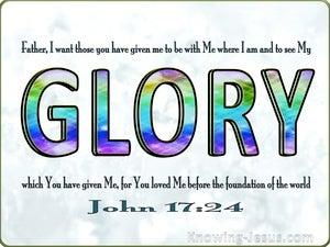 John 17:24