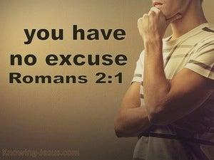 Romans 2:1