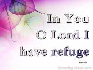 Psalm 31:1