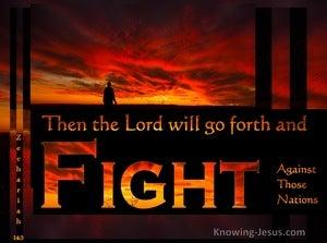 Zechariah 14:3
