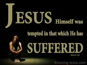 Hebrews 2:18