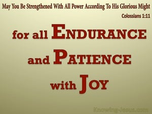 Colossians 1:11