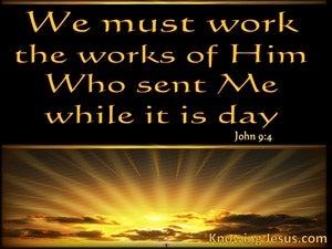 John 9:4