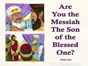 Mark 14:61