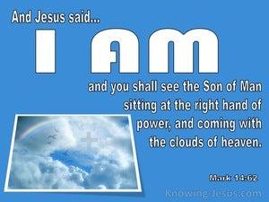 Mark 14:62