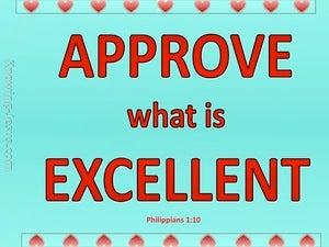 Philippians 1:10