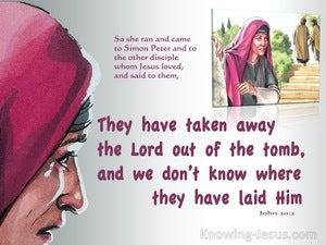 John 20:2
