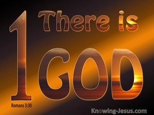 Romans 3:30